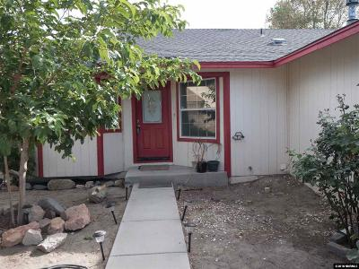 Fernley Single Family Home For Sale: 130 Michaelsen