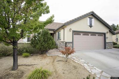 Reno Single Family Home For Sale: 1695 Ashland Bluff Way