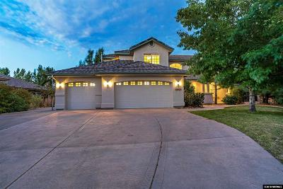 Reno, Sparks, Carson City, Gardnerville Single Family Home For Sale: 3147 Scarlet Oaks Court