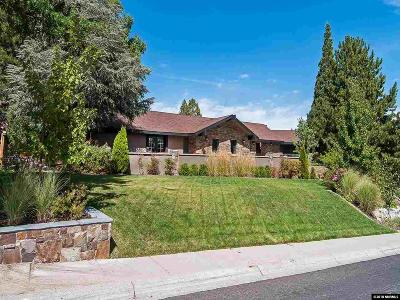 Reno Single Family Home For Sale: 2950 Juliann Way