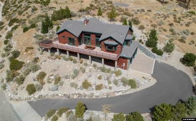 Carson City Single Family Home Price Reduced: 4530 Timberline Drive