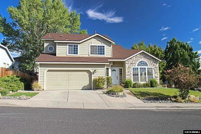 Reno Single Family Home For Sale: 4437 Highplains Dr
