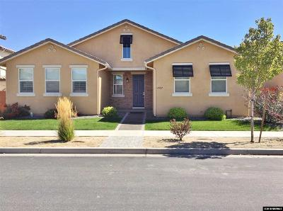 Minden Single Family Home Active/Pending-Loan: 1767 Lacita Way