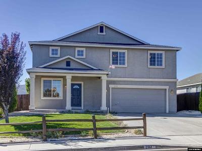 Reno Single Family Home Price Reduced: 2110 Escalera Way