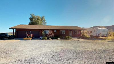 Reno Single Family Home Price Reduced: 8300 Osage Rd