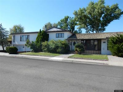 Battle Mountain Single Family Home For Sale: 224 Indian Springs