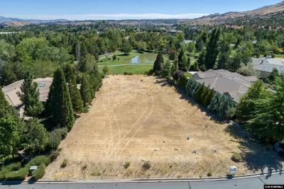 Reno Residential Lots & Land For Sale: 4535 Mountaingate