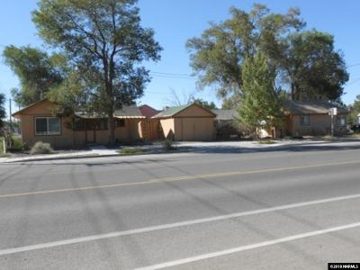 Battle Mountain Single Family Home For Sale: 333 Broad & 4 W 3rd