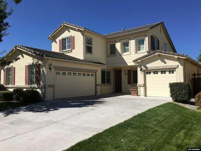 Sparks Single Family Home Active/Pending-Loan: 6671 Magical