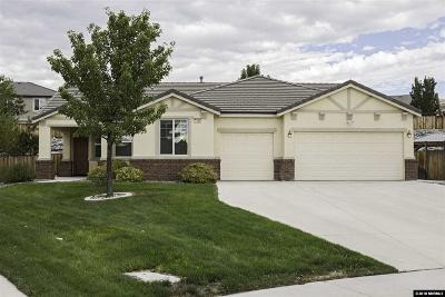 Single Family Home Sold: 7190 Draco Ct