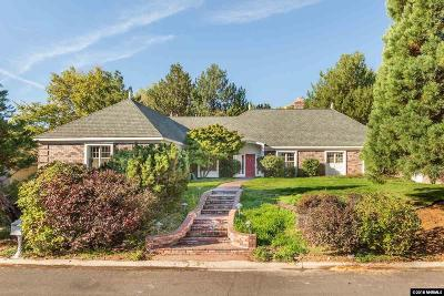 Reno, Sparks, Carson City, Gardnerville Single Family Home For Sale: 2512 Lake Ridge Shores Circle