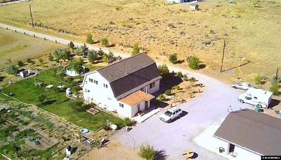 Reno Single Family Home For Sale: 355 Clydesdale