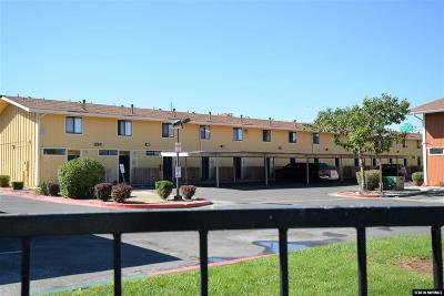 Washoe County Condo/Townhouse For Sale: 859 Nutmeg Pl #5