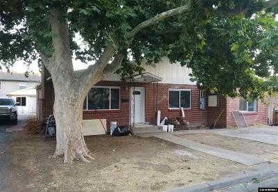 Sparks Single Family Home Active/Pending-Loan: 947 I Street