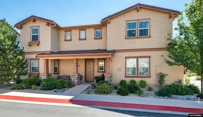 Reno Single Family Home New: 2100 Heavenly View Trail