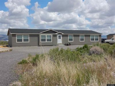 Battle Mountain Manufactured Home For Sale: 1332 Palomino Rd