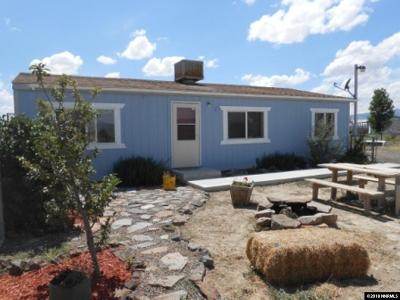 Battle Mountain Manufactured Home For Sale: 2180 Mary Jo Drive