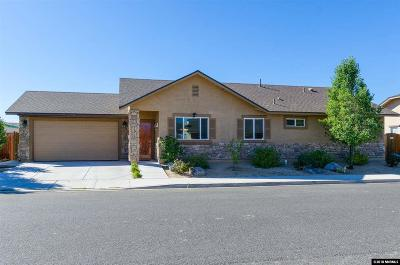 Reno Single Family Home Price Reduced: 1360 Copper Leaf Drive