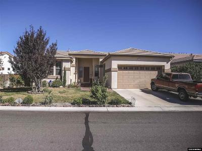 Dayton Single Family Home For Sale: 435 La Costa Cir