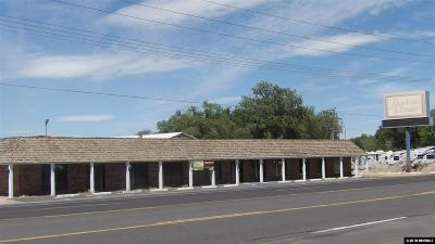 Commercial For Sale: 5070 Reno Hwy