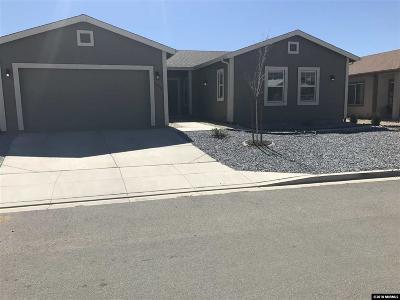 Reno Single Family Home New: 18530 Outpost