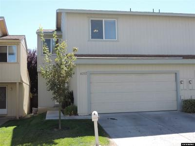 Carson City Condo/Townhouse New: 4257 Furgerson Ranch Rd