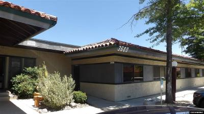 Reno Commercial For Sale: 3680 Grant Drive