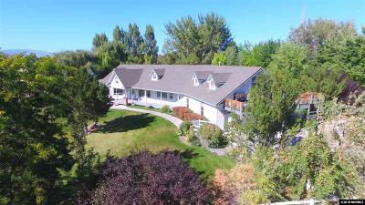Gardnerville Single Family Home Active/Pending-Call: 1546 Scoti Lane