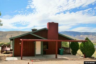 Carson City Single Family Home For Sale: 1850 S Deer Run Rd