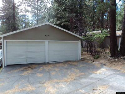 Incline Village Multi Family Home Active/Pending-Loan: 919 Harold Drive