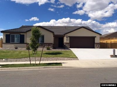 Reno Single Family Home For Sale: 7630 Souverain Lane