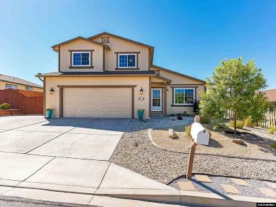 Sun Valley Single Family Home For Sale: 7332 Warhol Dr