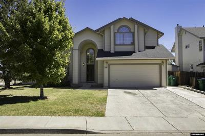 Reno Single Family Home For Sale: 2982 Glenview Drive