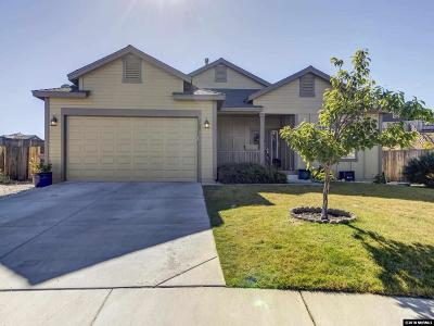 Reno Single Family Home For Sale: 7504 Gold Court