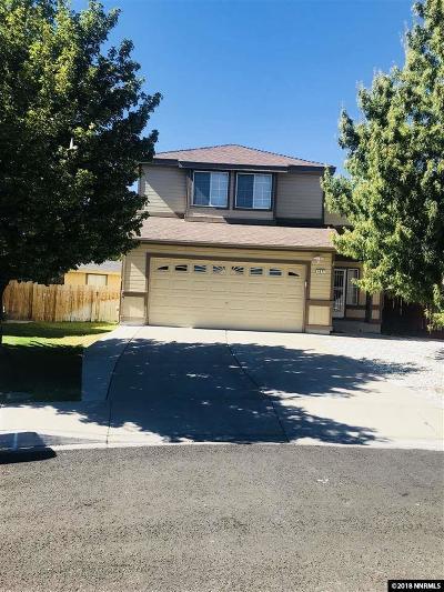 Reno Single Family Home New: 1677 Marinette Ct.