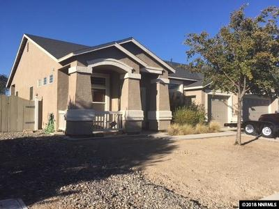 Fernley Single Family Home For Sale: 902 Jones Way