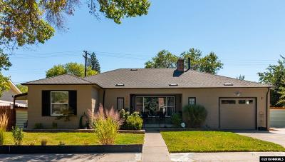 Reno Single Family Home Active/Pending-Loan: 2202 Riviera St.