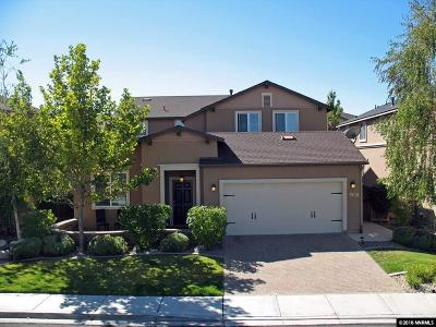 Reno Single Family Home For Sale: 1950 Peaceful Valley Drive