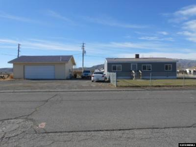 Battle Mountain Manufactured Home For Sale: 120 Carson Rd