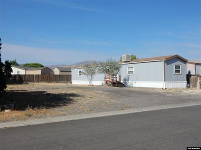 Battle Mountain Manufactured Home For Sale: 102 Congress