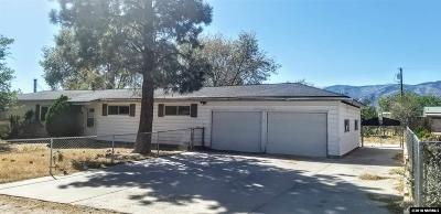 Carson City Single Family Home New: 2908 Lukens