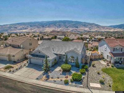 Reno Single Family Home For Sale: 2871 Sunline Dr
