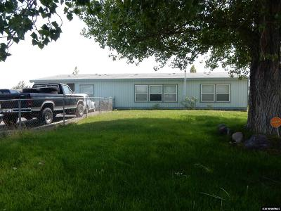 Battle Mountain Manufactured Home For Sale: 110 Cove