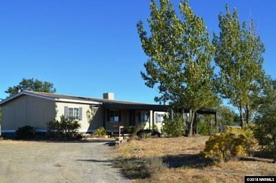 Winnemucca Manufactured Home For Sale: 4847 Jones Ln