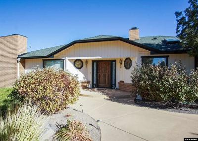 Reno Single Family Home For Sale: 3430 Meridian