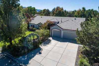 Reno, Sparks, Carson City, Gardnerville Single Family Home Active/Pending-Loan: 14210 Whisperwood Drive