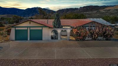 Carson City Single Family Home New: 3560 Green Acres Dr.
