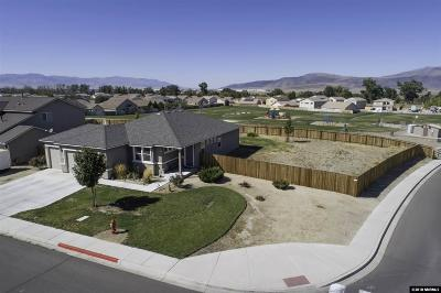 Fernley Single Family Home New: 2840 S Fork Road