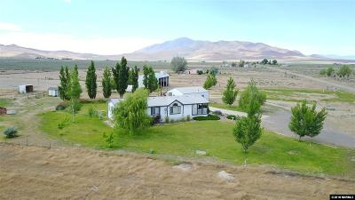 Winnemucca Manufactured Home For Sale: 4705 Mountain View Drive