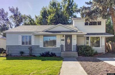 Reno Single Family Home For Sale: 925 Yori Ave